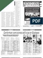 Versión impresa del periódico El mexiquense 10 enero 2013