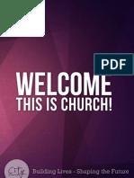 Welcome to City Church Wymondham