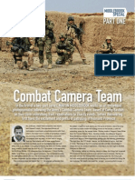 Combat Camera Team - Professional Photographer Magazine