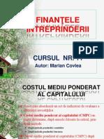 Corporate Finance 11 - Indicatorii Investitiilor (1)
