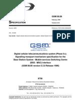 GSM 08.06
