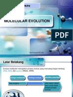 BAB 7. Evolusi Molekuler Maridi P
