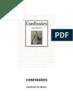 Agostinho de Hipona - Confissões.doc