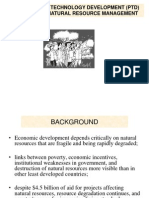 Participatory Technology Development