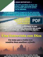 Entrevista con dios