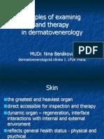 Examining and therapy BENÁKOVÁ