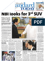 Manila Standard Today - Friday (January 11, 2013) Issue