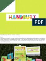 Handbuilt Proposal