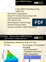 ANSYS SOFTWARE INTRODUCTION