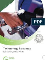 IEA - Fuel Economy Technology - Road Vehicles 2012