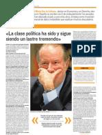 Heraldo de Aragón - Entrevista Jose M.ª Gay de Liébana