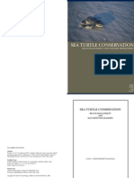 Sea Turtile Hatchery Manual