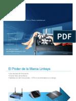 Cisco Consumo, El Nuevo Linksys