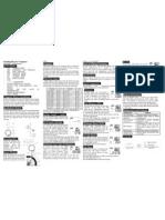 Brzinomjer - SunDING - Manual