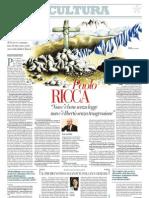 Intervista a Paolo Ricca Sui Criteri Per Valutare - Repubblica 10.01.2013