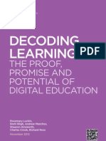 Decoding Learning