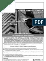 Questões do Concurso TRF-5 / 2011 - juiz federal substituto