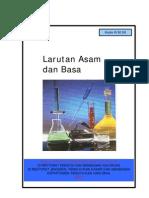 larutan asam basa