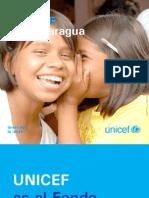 Informe Unicef Nicaragua 2013