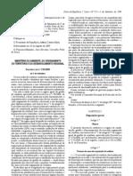 Decreto-Lei n.º 210.2009, de 3 de Setembro