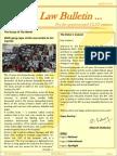 Abhyaas Law Bulletin - January 2013