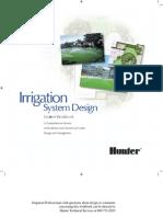 Irrigation Design