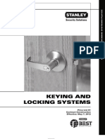 Best Keying and Locking PL61CC