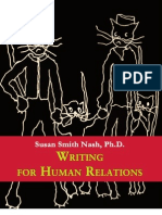 Writing for Human Relations