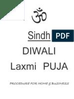 Diwali Laxmi Puja Procedure and Prayers.docx