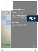 Informe de Practicas Preprofesionales Jairo Cortavitarte