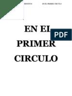 El primer circulo