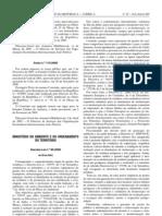Decreto-Lei n.o 85.2005