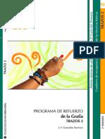 PROGRAMA DE REFUERZO DE LA GRAFÍA (Método Trazos - Artículo)