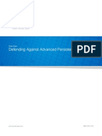 Advanced Persistent Threats Solutionary 1110WP