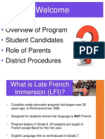 LFI 2012 NBParent Presentation-Handout