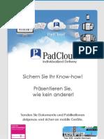 Die PadCloud - kurz und knapp