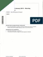 OCR F211 Insert Jan 2013