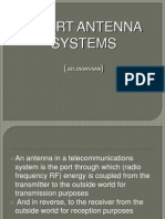 Smart Antennas Ppt