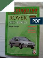 Rover 400 Manual