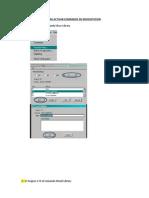 Asignar Funciones a Comandos en Microstation