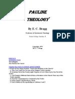 Pauline Theology