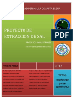Proyecto de Procesos Industriales