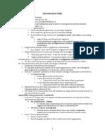 International Law Outline (1)