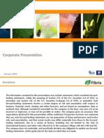 Corporate Presentation (January)