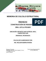 37892257 Memoria de Calculo Estructural Final