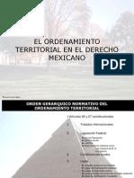 El Ordenamiento Territorial en El Derecho Mexicano (20009) Area 6