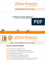 Business Plan Affitto Protetto 1