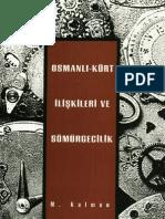 osmanlı kürt ilişkileri ve sömürgecilik