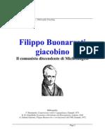 Filippo Buonarroti giacobino