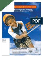 Summer 2009 Camps Catalog